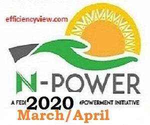 Npower Stipends News 2020