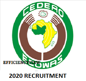 How to apply for 2020 ECOWAS Jobs Recruitment Application Form through online