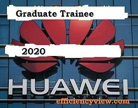 Photo of Huawei Technologies Company Graduate Trainee Registration Programme 2020 apply here