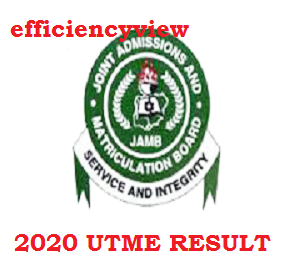 Photo of How to check 2020 JAMB UTME Examination Result with Registration Number via Desktop/Laptop