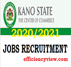 2020/2020 Kano State Civil Service Commission Jobs Recruitment