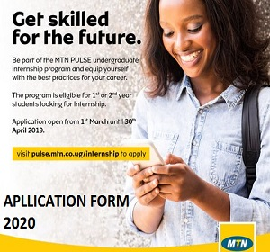 Photo of How to apply for 2020 MTN Pulse Undergraduate Internships Programme in Uganda