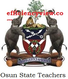 Photo of Osun State Teachers Recruitment Portal 2020/2021 is opened apply here