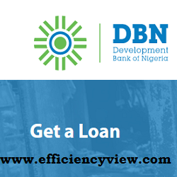 Federal Government Development Bank of Nigeria (DBN) Loan