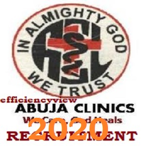 Photo of Abuja Clinical Job Recruitment Application Form 2020 apply here online