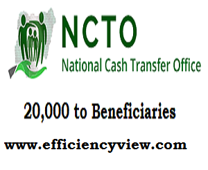 Photo of Federal Government Conditional Cash Transfers Scheme 2020/2021 to Poor and Vulnerable Nigerians: see how to register