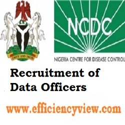 Photo of NCDC Recruitment of Data Officers in Lagos and Abuja 2020 apply here