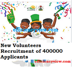 Photo of Npower new Volunteers Recruitment of 400000 Applicants in 2020/2021 | see detail here