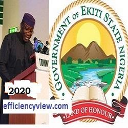 Ekiti State Public Civil Service Recruitment Final List of Shortlisted Candidates 2020