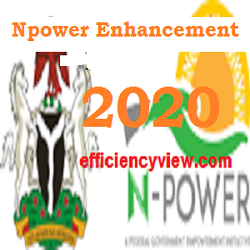 Npower Enhancement Programme 2020 all you need to known