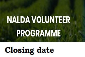 Photo of New Closing date for 2020/2021 NALDA Buhari Young Farmers Network Recruitment