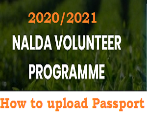 How to register for NALDA /Buhari Young Farmers Network and upload passport