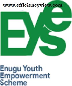 Enugu Youth Empowerment Scheme (e-YES) Application Form 2020