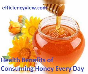 Health Benefits of Consuming Honey Every Day