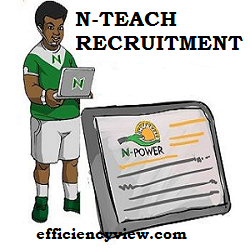 Photo of How to register for 2020 Npower Teach Job Recruitment via new link portal