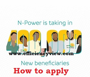 Photo of How to apply/register for Npower 2020 Recruitment and upload passport successfully