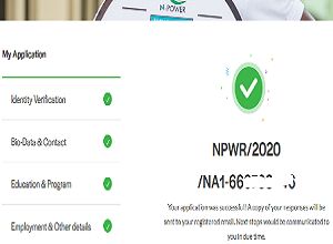 Photo of How to fill 2020 Npower Recruitment Registration Form successfully | 4 Documents to be uploaded