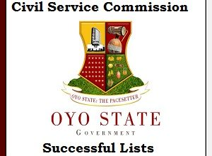 Photo of Oyo State Civil Service Commission Recruitment List of Successful Shortlisted Candidates 2020 /2021 view here